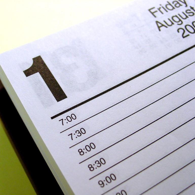 Get a FREE Bunco Calendar | www.BuncoPrintables.com