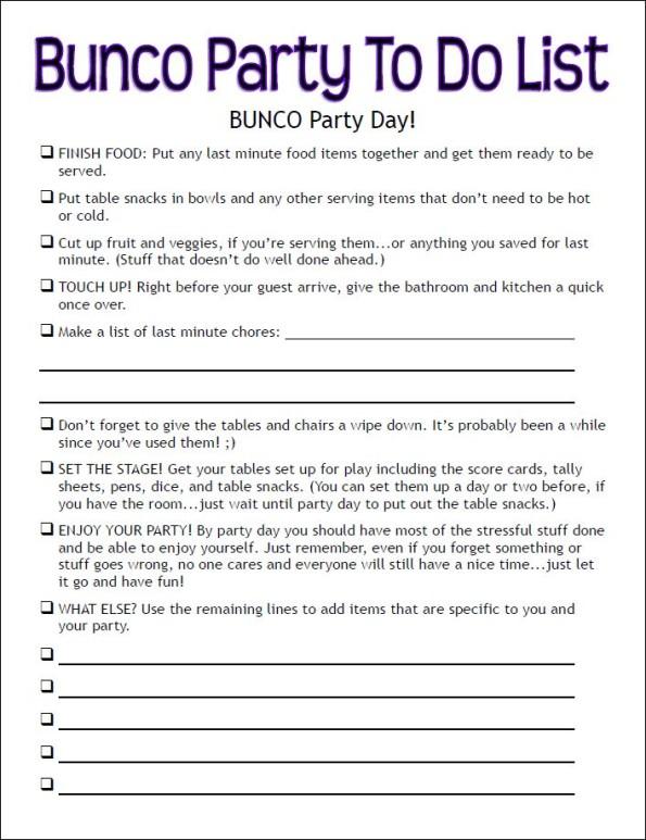 picture regarding Bunco Rules Printable titled FREEbies - Bunco Printables