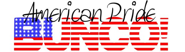 American Pride  Bunco Set | www.BuncoPrintables.com